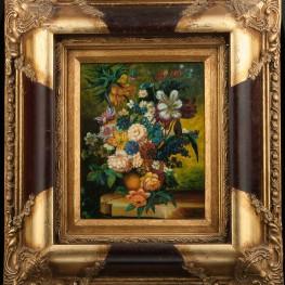 Натюрморт с цветами нач. 20 в