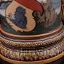 Уцененная пивная кружка Путти с кувшином, 1/2 л, Villeroy & Boch, Mettlach, Германия, 1887 г.